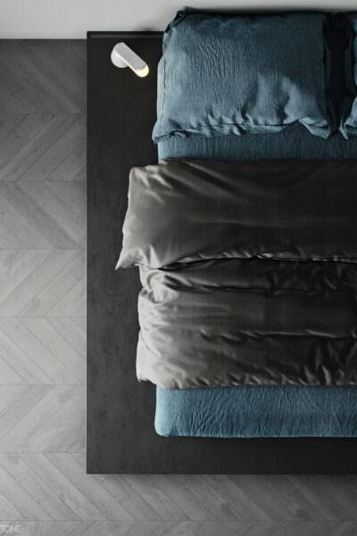 blue-bed-set