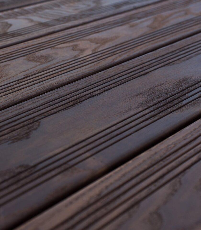 Террасная доска термодерево Arbofari Ash thermo 3