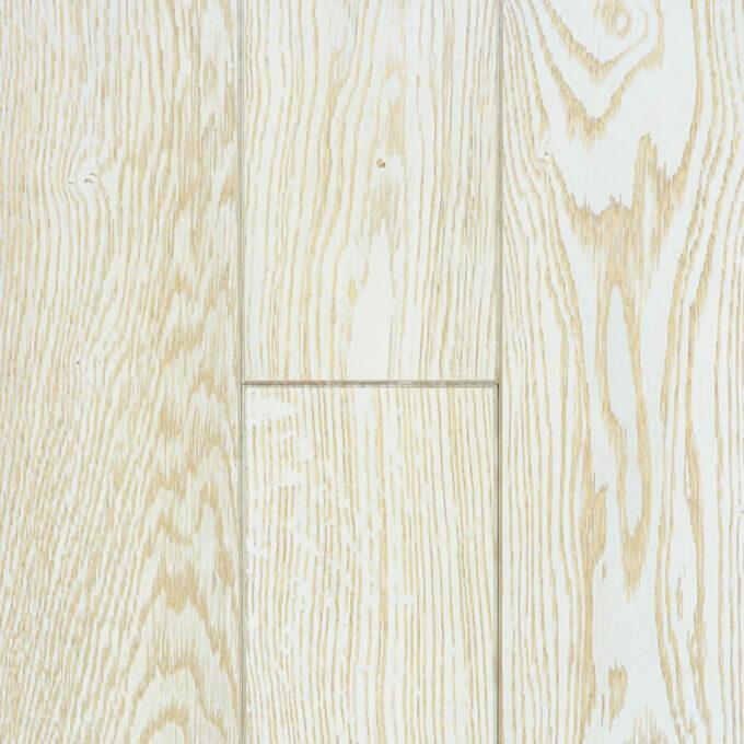 Массивная доска Arbofari Standart Oak White Gold