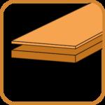 цельный массив древесины